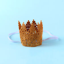 Creative Special Toddler Infant Girl Baby Big Crown Head-wear Hair Band Headband