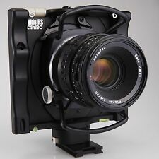 Cambo WDS WRS Lens board=fit Hasselblad lens(phase one, leaf ,digital back used)
