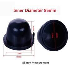 2PCS lot 85mm Rubber Housing Seal Cap Dust Cover for LED HID Headlight Retrofit