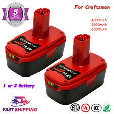 19.2 Volt Lithium Battery Replace for Craftsman C3 XCP Battery 130279005 PP2030