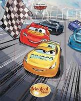 Disney Pixar Cars 3 Magical Story (Magical Story With Lenticular) by Parragon Bo