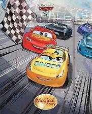 Disney Pixar Cars 3 Magical Story by Parragon Books Ltd (Hardback, 2017)