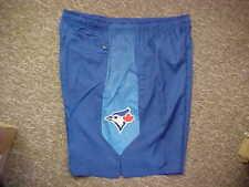 MLB Toronto Blue Jays Nike Dri-Fit Player/Coach Training Shorts Size XXL
