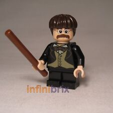 LEGO PROFESSOR Vitious da Set 4842 HOGWARTS castello Harry Potter NUOVO hp096