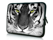 "15"" Tiger Laptop Soft Sleeve Bag Case For 15.6"" Hp Envy 6,DELL XPS 15,ASUS X53"