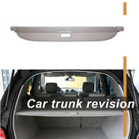 For Benz ML350 2012-2018 Car Rear Trunk Cargo Cover Beige Security Shield Shade
