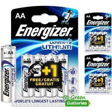 Energizer 1.5 V AA Single Use Batteries