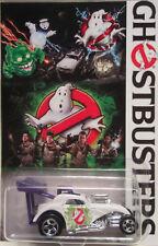 """Hot Wheels SU MISURA FIAT 500C """" Ghostbusters """" EDIZIONE LIMITATA"""