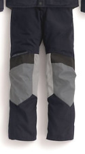New BMW GS Dry Suit Pants Men's EU 58 Blue/Black #76118395230