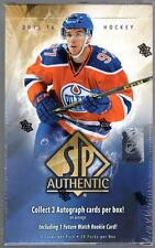 2015 Upper Deck SP Authentic Hockey Factory Sealed 12 Box Hobby Case McDavid/999