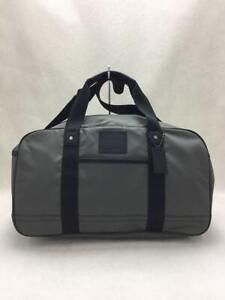 COACH Voyager Gym Voyager Gym Bag Gray F70504  Gray Fashion Bag 126 From Japan