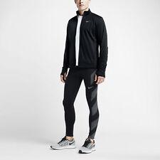 Nike Mens 2Xl Shield Running Jacket Full Zip Black Size Xxl 917966 010 Nwt $130