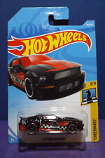 2018 Hot Wheels '07 FORD MUSTANG New HW CHECKMATE Series. 3/9 (Black Knight.)