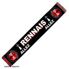 ECHARPE RENNES STADE RENNAIS scarf schal cachecol no drapeau maillot fanion ...