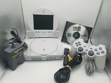 Sony Playstation PS One LCD Screen Bundle