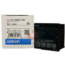 NEW Omron E5CN-R2MTD-500 Temperature Controller 1/16 DIN, Relay