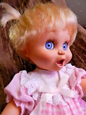 1990 GALOOB SO SURPRISED SUZIE #2 BABY FACE DOLL