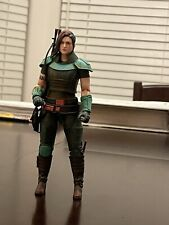 Hasbro Star Wars Black Series Cara Dune *Loose* All Accessories Present.