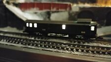 Marklin Z scale  8732 Baggage car with flicker free warm white lighting