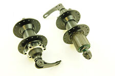 32 SPOKE 8, 9, 10 CASSETTE FREEHUB DISC FRONT & REAR WHEEL HUBS SEALED BEARINGS