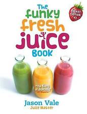 The Funky Fresh Juice Book by Jason Vale (Paperback, 2016) & FREE 28 Day DVD