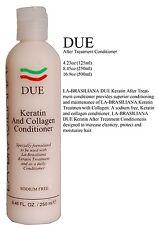 Conditioner La -Brasiliana DUE 3x250ML with Keratin and Collagen Conditioner