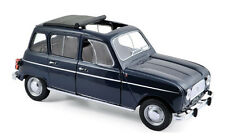Renault 4 1965 Copenhague Blue 1/18 - 185241 NOREV