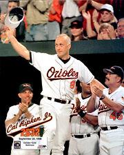 Cal Ripken Jr. 2632 Consecutive Games Streak Finale Orioles Premium POSTER Print