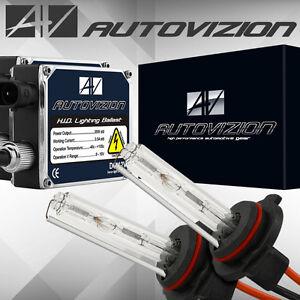 AUTOVIZION HID Xenon Headlight Conversion KIT 35W H1 H4 H7 9005 9006 9004/7 881
