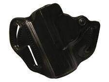 DeSantis Speed Scabbard Belt Holster Ruger American 9mm Leather Left