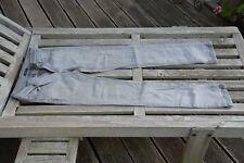 Jeans gris délavé pré-used taille 36