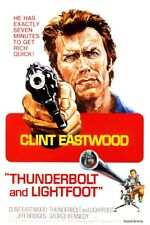 Clint Eastwood THUNDERBOLT AND LIGHTFOOT (1974) 35mm ACTION film trailer
