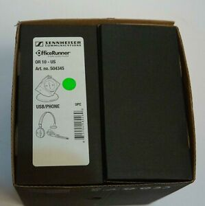 Sennheiser office-runner Headset USED 504345