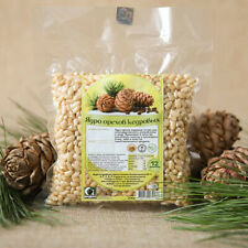 Pine nuts - cedar nuts  400 gr 0.88 LB. Natural ALTAI  SIBERIAN
