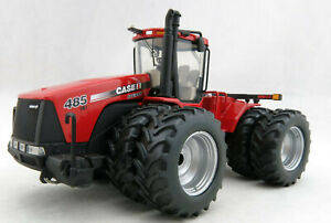 First Gear 50-3191 Case IH Steiger 485 HD Dual-Wheeled Tractor Construction 1:50