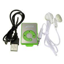 Mini Lecteur MP3 player Clip Miroir Avec écouteurs + cable usb