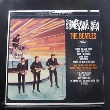 The Beatles - Something New LP VG+ ST-2108 Capitol 1964 USA Vinyl Record