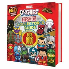 NEW Marvel Ooshies: Updated Collector's Guide