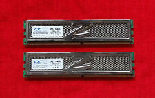 OCZ Platinum Rev 2 2GB (2x1GB) DDR2-800 PC2-6400 4-4-4-15 XTC Heatspreader