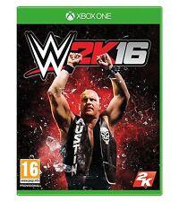 WWE 2K16 (MICROSOFT XBOX ONE, 2015) come nuovo - 1st Class consegna