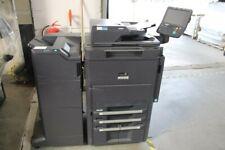 printer / imprimante, photocopier, fax, scanner, stapler, paper puncher,