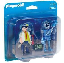 Playmobile 6844 - City Action Inventeur et Robot NEUF SANS BLISTER 4008789068446