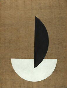 Laszlo Moholy Nagy Circle Segments Giclee Canvas Print Paintings Poster Reproduc