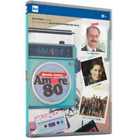 Questo Nostro Amore '80 - Serie Completa - Cofanetto Con 3 Dvd - Nuovo Sigillato