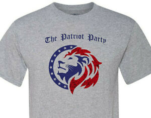 The Patriot Party - MAGA - VICTORY - INTEGRITY - Fast Shipping