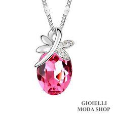 Collana Donna con Ciondolo Crystal Swarovski Elements - G171