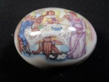 Victorian Easter Collector Egg Limited Edition by Lenox with Coa