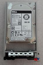 """NEW Dell 300 GB 10K SAS 2.5"""" HP Internal Hard Drive 400-AJOQ hot-swap HDD 12Gb/s"""