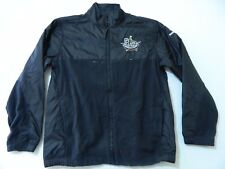 M103 NWT New Rare REEBOK Black NHL 2012 All Star Game Ottawa Jacket Coat MEN'S L