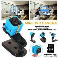SQ11 Mini Camera 360° Video DV DVR Recorder IR Night Vision Micro Camcorder